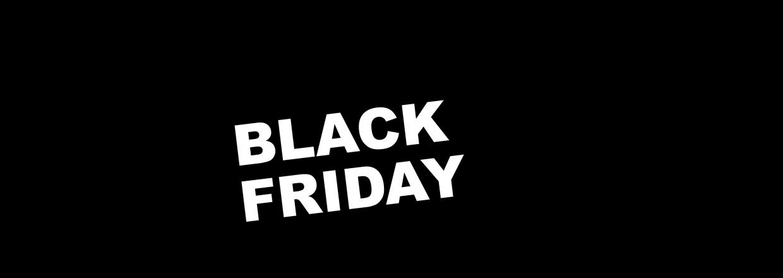 Black Weekend (Fredag-Søndag) - se alle de spændende tilbud