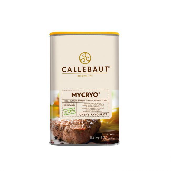 Billede af Callebaut Mycryo - kakaosmør i pulverform 600g