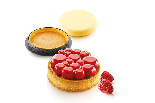 Silikomart - KIT TARTE RING PARADIS
