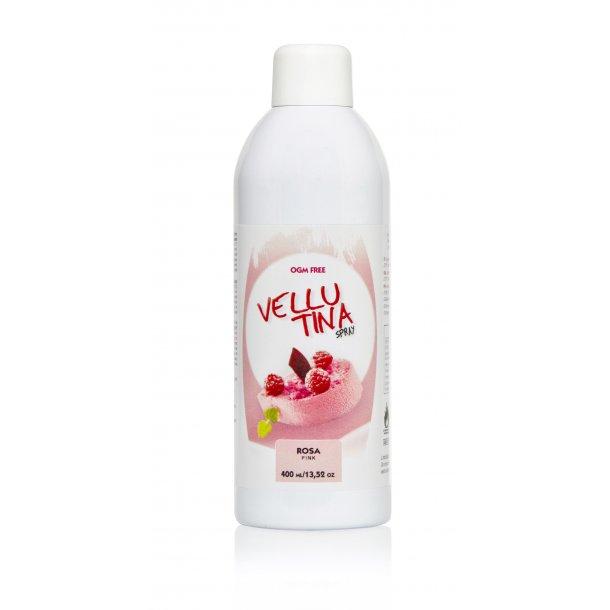 Vellutina Velvet spray - rosa / lyserød 400ml