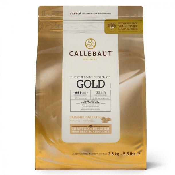 Callebaut Gold Chokolade 250 g 30,4 %